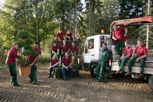 Unser Team baut schöne Gärten und Plätze in Lüneburg und Umgebung