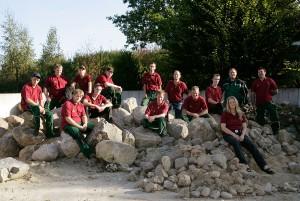 Unser Team für Landschaftsbau in Lüneburg